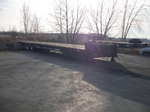 2011 Landoll Traveling Axle Trailer for sale at Classics Truck and Equipment Sales in Cadiz KY