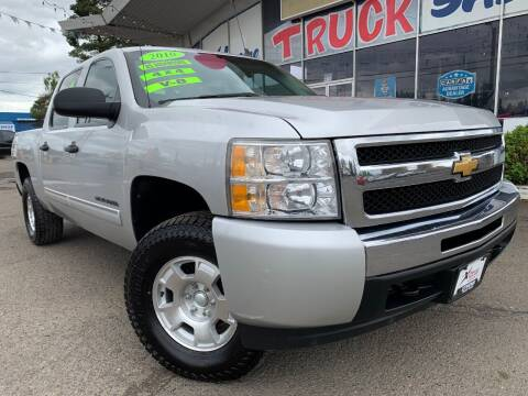 2010 Chevrolet Silverado 1500 for sale at Xtreme Truck Sales in Woodburn OR