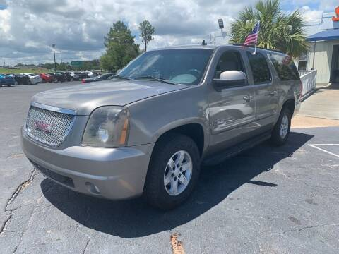 2009 GMC Yukon XL for sale at Sun Coast City Auto Sales in Mobile AL
