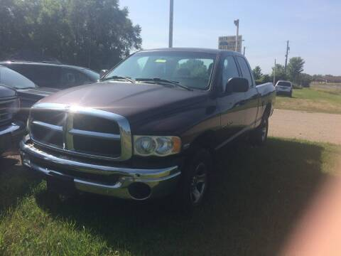 2005 Dodge Ram Pickup 1500 for sale at South Metro Auto Brokers in Rosemount MN