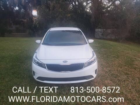 2017 Kia Forte for sale at Florida Motocars in Tampa FL