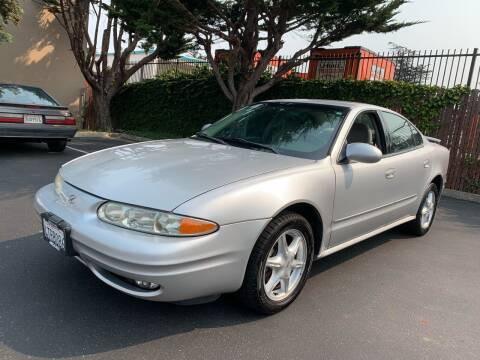 2001 Oldsmobile Alero for sale at Dodi Auto Sales in Monterey CA