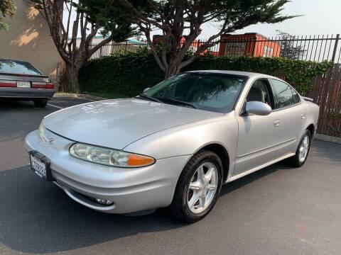 2001 Oldsmobile Alero for sale at Dodi Auto Sales in Monterey CA
