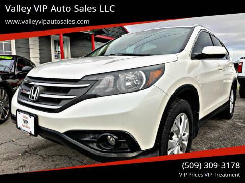 2013 Honda CR-V for sale at Valley VIP Auto Sales LLC in Spokane Valley WA