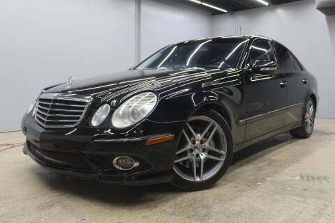 2009 Mercedes-Benz E-Class for sale at Flash Auto Sales in Garland TX