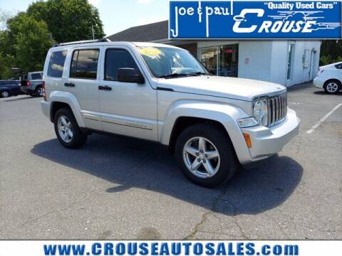 2011 Jeep Liberty for sale at Joe and Paul Crouse Inc. in Columbia PA