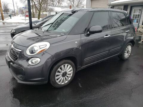 2017 FIAT 500L for sale at The Car Mart in Milford IN