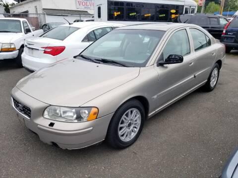 2005 Volvo S60 for sale at SS MOTORS LLC in Edmonds WA