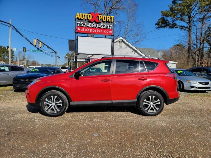 2016 Toyota RAV4 for sale at Autoxport in Newport News VA