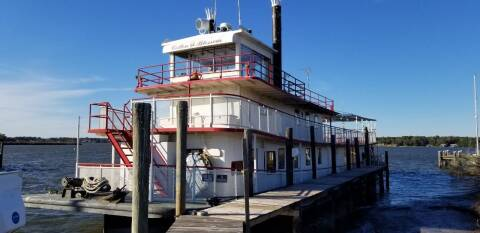1928 CUSTOM STERNWHEEL for sale at 90 West Auto & Marine Inc in Mobile AL