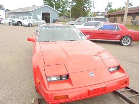 1986 Nissan 300ZX for sale at Engels Autos Inc in Ramsey MN