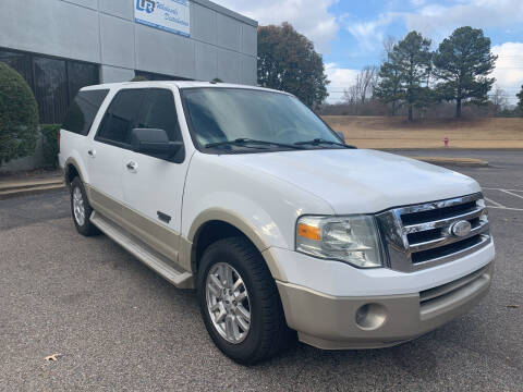 2007 Ford Expedition EL for sale at CarWay in Memphis TN