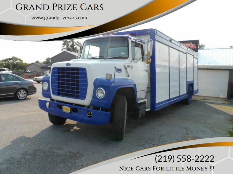 1986 Ford LN8000 for sale at Grand Prize Cars in Cedar Lake IN