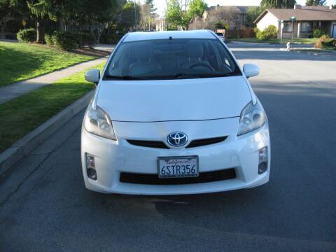 2011 Toyota Prius for sale at StarMax Auto in Fremont CA