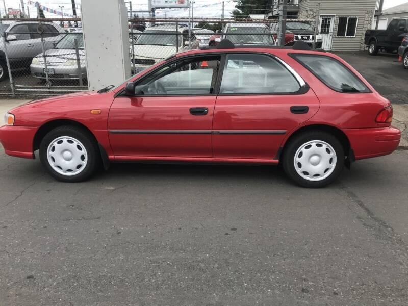 1998 Subaru Impreza AWD L 4dr Wagon - Portland OR