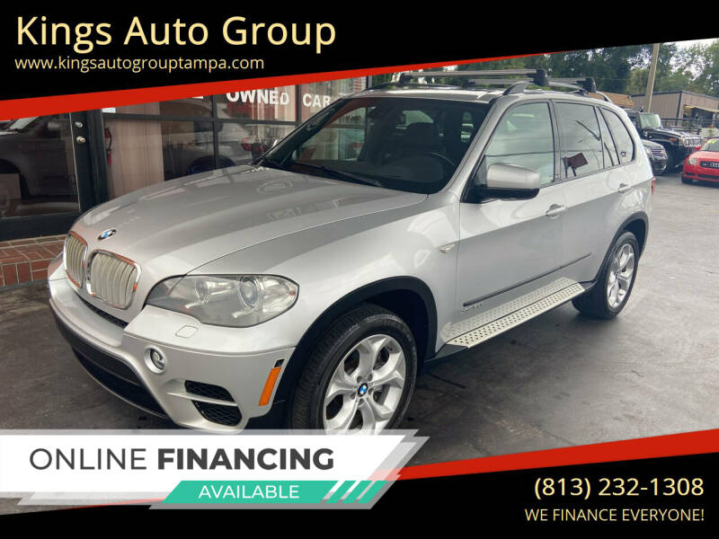 2012 BMW X5 for sale at Kings Auto Group in Tampa FL