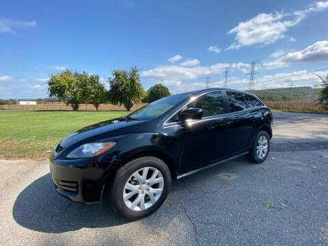 2009 Mazda CX-7 for sale at Tennessee Valley Wholesale Autos LLC in Huntsville AL