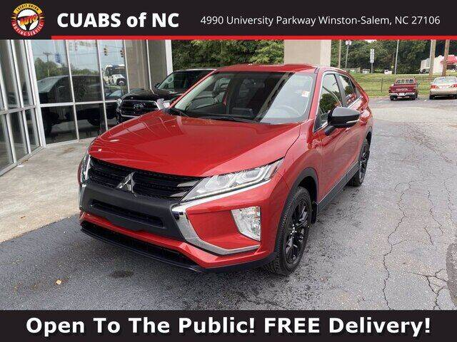 2018 Mitsubishi Eclipse Cross for sale at Summit Credit Union Auto Buying Service in Winston Salem NC