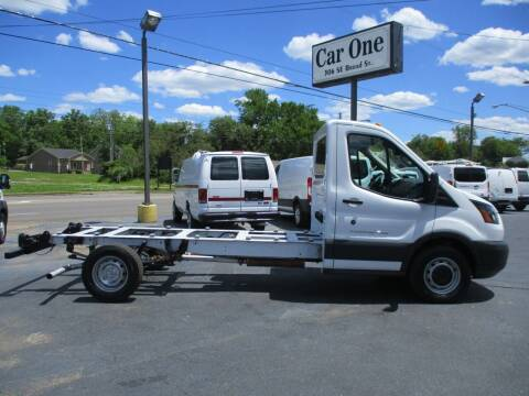 2015 Ford Transit Chassis Cab for sale at Car One in Murfreesboro TN