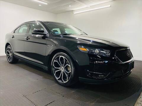 2018 Ford Taurus for sale at Champagne Motor Car Company in Willimantic CT