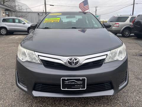 2012 Toyota Camry for sale at Cape Cod Cars & Trucks in Hyannis MA