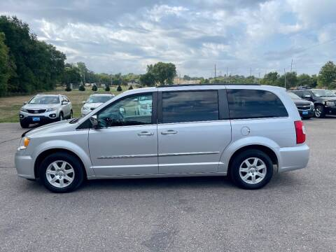 2012 Chrysler Town and Country for sale at Iowa Auto Sales, Inc in Sioux City IA