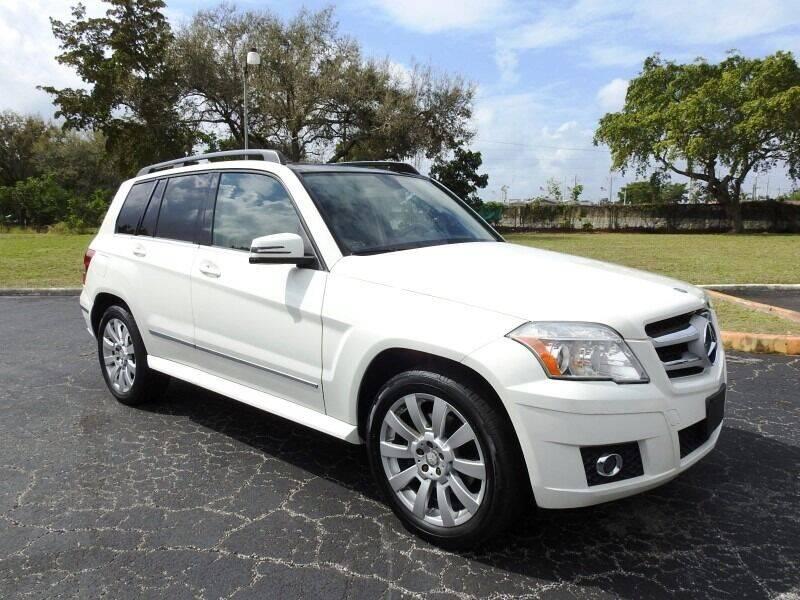 2010 Mercedes-Benz GLK for sale at SUPER DEAL MOTORS 441 in Hollywood FL