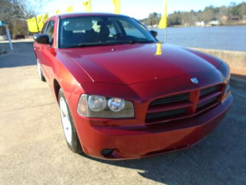 2008 Dodge Charger for sale at Lake Carroll Auto Sales in Carrollton GA