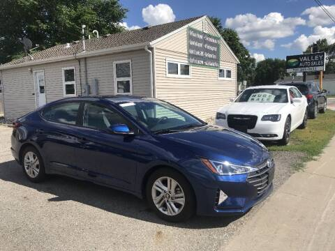 2019 Hyundai Elantra for sale at Valley Auto Sales in Fargo ND