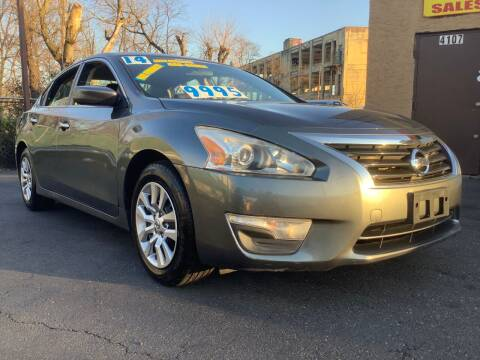 2014 Nissan Altima for sale at Active Auto Sales Inc in Philadelphia PA