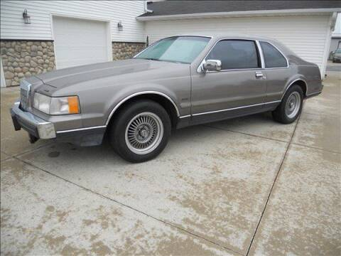 1989 Lincoln Mark VII for sale at OLSON AUTO EXCHANGE LLC in Stoughton WI