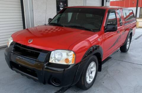 2004 Nissan Frontier for sale at Tiny Mite Auto Sales in Ocean Springs MS
