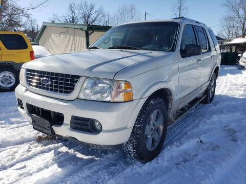 2003 Ford Explorer for sale at BBC Motors INC in Fenton MO