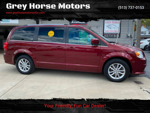 2018 Dodge Grand Caravan for sale at Grey Horse Motors in Hamilton OH