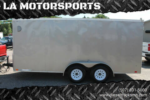 2018 UNITED ENCLOSED CARGO for sale at LA MOTORSPORTS in Windom MN
