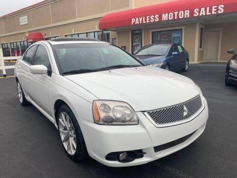 2012 Mitsubishi Galant for sale at Payless Motor Sales LLC in Burlington NC