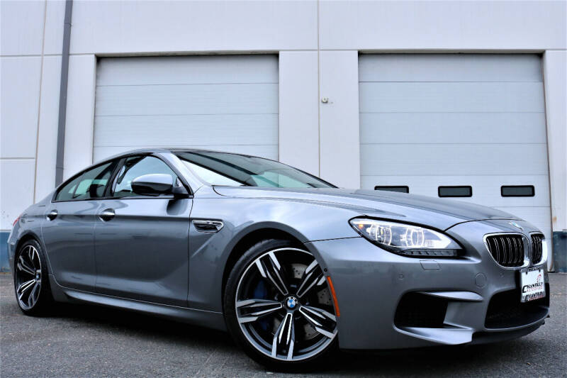 2015 BMW M6 for sale at Chantilly Auto Sales in Chantilly VA