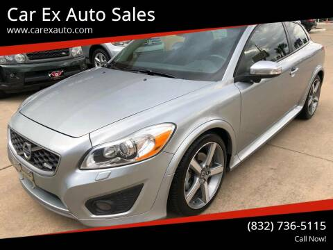 2011 Volvo C30 for sale at Car Ex Auto Sales in Houston TX