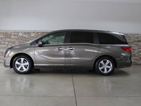 2018 Honda Odyssey for sale at Bud & Doug Walters Auto Sales in Kalamazoo MI