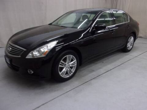 2011 Infiniti G37 Sedan for sale at Paquet Auto Sales in Madison OH