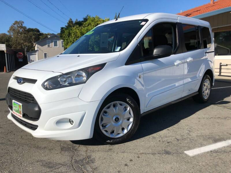 2014 Ford Transit Connect Wagon for sale at Martinez Truck and Auto Sales in Martinez CA