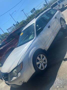 2008 Subaru Outback for sale at Car Barn of Springfield in Springfield MO