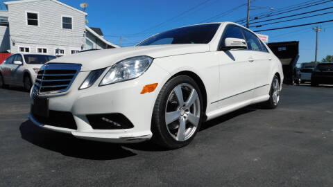 2011 Mercedes-Benz E-Class for sale at Action Automotive Service LLC in Hudson NY