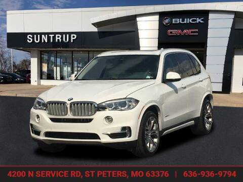 2015 BMW X5 for sale at SUNTRUP BUICK GMC in Saint Peters MO