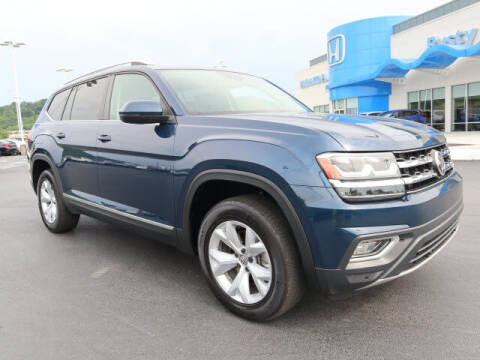 2018 Volkswagen Atlas for sale at RUSTY WALLACE HONDA in Knoxville TN