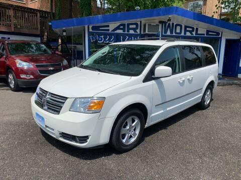 2010 Dodge Grand Caravan for sale at Car World Inc in Arlington VA