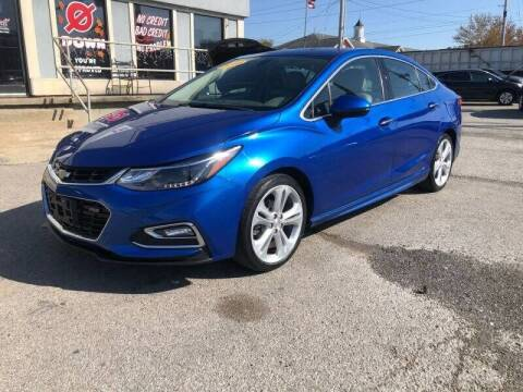 2016 Chevrolet Cruze for sale at Bagwell Motors in Lowell AR