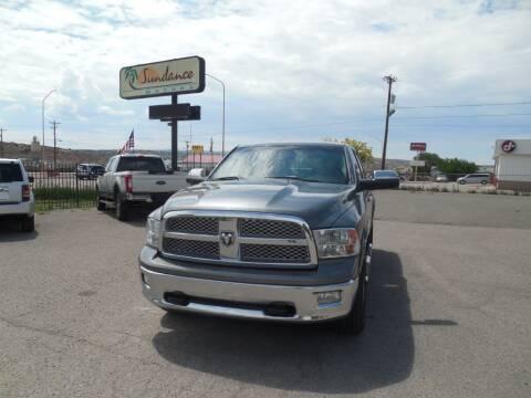 2012 RAM Ram Pickup 1500 for sale at Sundance Motors in Gallup NM