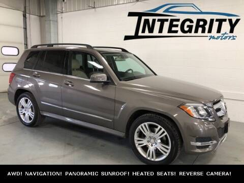 2014 Mercedes-Benz GLK for sale at Integrity Motors, Inc. in Fond Du Lac WI