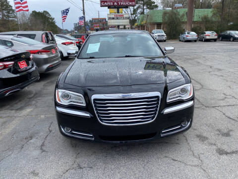 2011 Chrysler 300 for sale at J Franklin Auto Sales in Macon GA